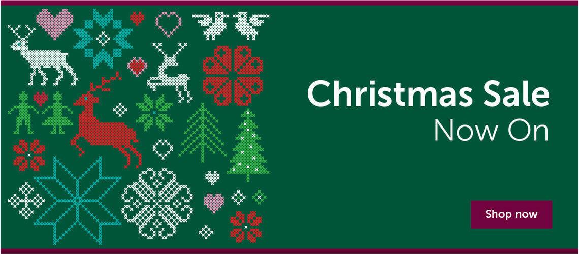 Shop Our Christmas Sale