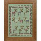 Rudolph & Friends Cross Stitch Kit