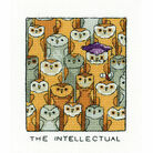 The Intellectual Cross Stith Kit