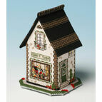 The Craft Shop 3D Cross Stitch Kit