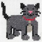 Poppy Cross Stitch Kit