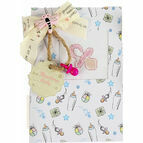Girl Dummy Cross Stitch Card Kit