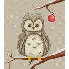 Owl Cross Stitch Kit