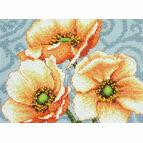 Windflowers Cross Stitch Kit