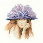 Miranda Miniature Cross Stitch Kit