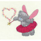 Tatty Teddy Pink Fairy Cross Stitch Kit