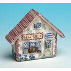 Sew Good Craft Shop 3D Fridge Magnet Cross Stitch Kit