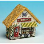 Pet Shop 3D Fridge Magnet Cross Stitch Kit