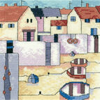 Harbour View Cross Stitch Kit