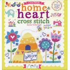 Home & Heart Cross Stitch Chart Book
