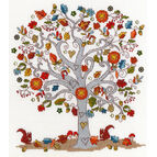 Love Autumn Cross Stitch Kit