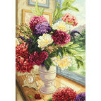 Summer Bouquet Cross Stitch Kit