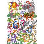 Number Fun Cross Stitch Kit