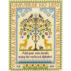 Tree Of Life Cross Stitch Kit