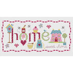 Home Baking Cross Stitch Kit