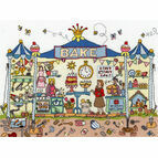 Cut Thru' Bakery Cross Stitch Kit