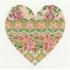 Floral Arrangement Cross Stitch Kit