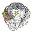 Elephant Zen Colour Kit