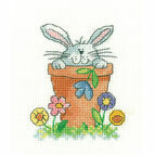 Peeping Cross Stitch Kit