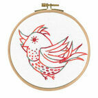 Free Spirit Printed Embroidery Kit