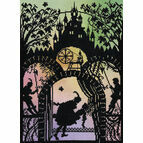Sleeping Beauty (P) Cross Stitch Kit