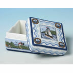 We Are Sailing Box 3D Cross Stitch Kit