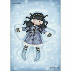 Gorjuss Winter Time Cross Stitch Kit