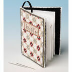 The Victorian Tile Needle-Book 3D Cross Stitch Kit