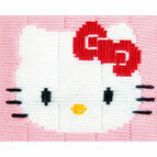 Hello Kitty Long Stitch Kit