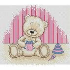 Baby Bianca Cross Stitch Kit