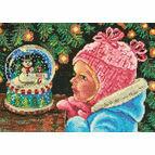 Christmas Wishes Cross Stitch Kit