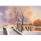 Packhorse Bridge Cross Stitch Kit