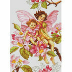 Blossom Fairies Cross Stitch Kit