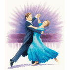 Viennese Waltz Cross Stitch Kit