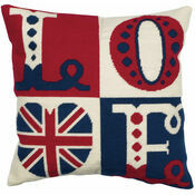 Love Letters Cushion Panel Tapestry Kit