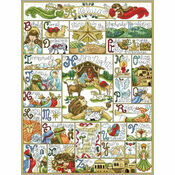 Oh Holy Night Cross Stitch Kit