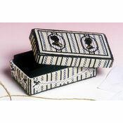 Large Silhouette Box 3D Cross Stitch Kit
