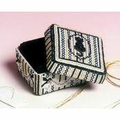 Small Silhouette Box 3D Cross Stitch Kit