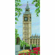 Westminster Clock Cross Stitch Kit