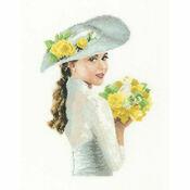 Alice Cross Stitch Kit