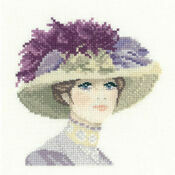 Hannah Miniature Cross Stitch Kit