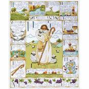 23rd Psalm - The Lord Is My Shepherd Cross Stitch Kit