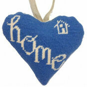 Home Lavender Heart Tapestry Kit