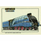 The Mallard Cross Stitch Kit
