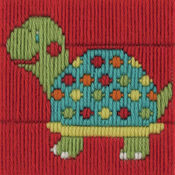 Turtle Long Stitch Kit