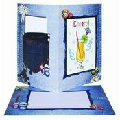 Congratulations Cheers Cross Stitch Card Kit