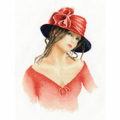 Claire Cross Stitch Kit