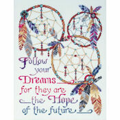 Dreamcatchers Cross Stitch Kit