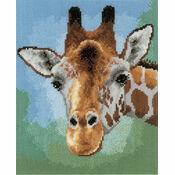 Giraffe Cross Stitch Kit