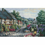 Memory Lane Cross Stitch Kit